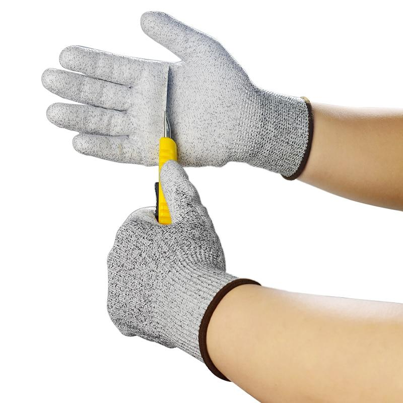 cut resistant glove protecting against sharp object